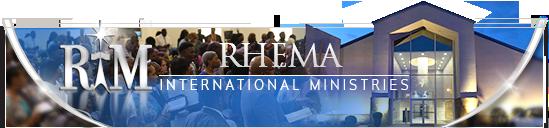 Rhema International Ministries Logo